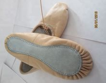 Ballet Shoes Silk Flat Flat Heel