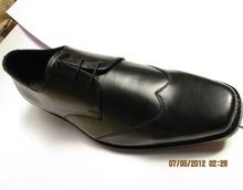 Casual Brogue Cow Leather Dress Shoes
