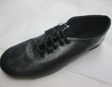 Mens Leather Dancing Jazz Shoe