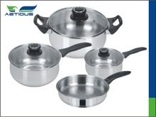 Stainless Steel Capsule Bottom Cookwares