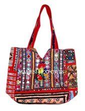 Banjara Embroidery Hippie Shoulder Bag