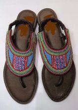 Leather Ladies Sandal