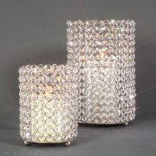 Crystal Tea Light Table Votive Holder