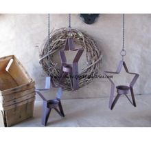 Metal Star Christmas Hanging
