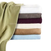 Cotton Bohemian Soft Blanket Throws