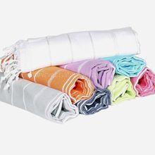 Custom Made Woven Microfiber Turkish Hand Towel