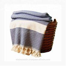 Hotel Bed Ethnic Winter Warm Fleece Blanket