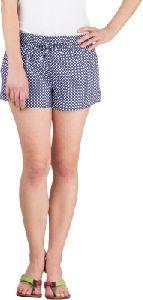 Cotton Women Shorts