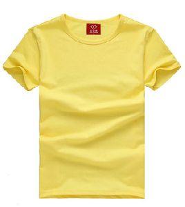 O-neck Blank T-shirt