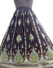 Jaipuri Printed Boho Hippie Banjara Long Skirt