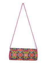 Raffia Clutch Straw Bag