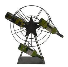 Ferris Wheel Wine Bottle Holder