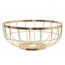 Round Wire Fruit Basket