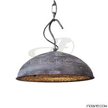Shabby Chic Industrial Metal Lamp Shades