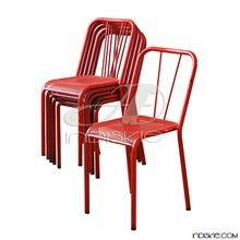 Vintage Industrial Dining Chair