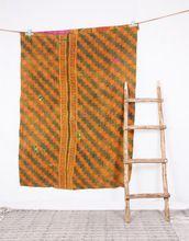 Cotton Blanket Rally Quilt Gudari Throw