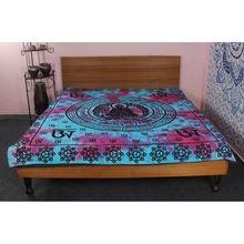cotton made mandala duvet cover