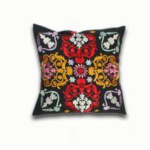 Cotton Suzani Cushion