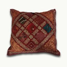 Embroidery Vintage Cotton Pillow Cover
