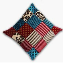 Home Decorative Embroidered Cushion