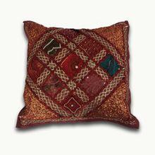 Vintage Cotton Pillow Cover