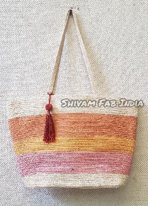Cotton Rope Bags 02