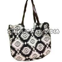 jacquard bag
