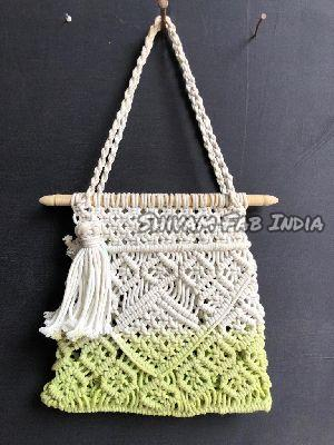 Macrame Bags 01