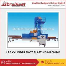High End Shot Blasting Machine For Lpg Cylinder