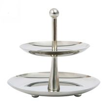 2 Tier Cake Stand