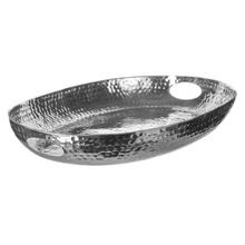 Aluminum Oval Serving Tray