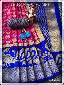 Tk-jhumki Rapier Silk