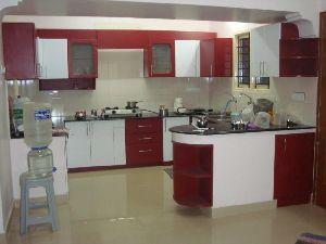 U-shape Modular Kitchen