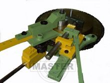 Rapid Bender Machine For Steel Rods Pipes Channels