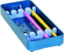 Small Long Stripe Autoclavable Plastic Tray