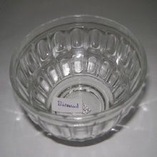 Glass Pudding Bowl