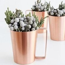 Pure Copper Flower Pot