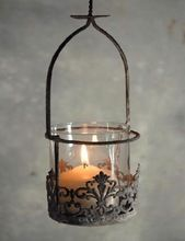Votive Glass Hanging Stand