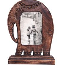 Wooden Photo Picture Frame