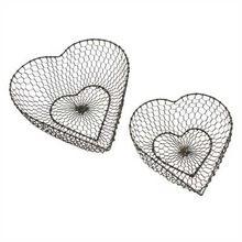 Heart Shape Home Decorative Basket