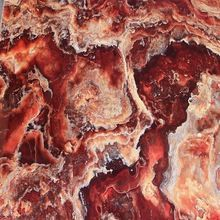 Red Onyx Pvc Decorative Wall And Partition Panel