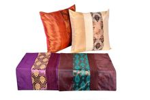 Cotton Brocate Cushion pillow cover
