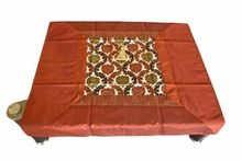 Ethnic Cotton Valvet Shrine Runner