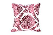 Velvet Broso Pattern Cushion Cover