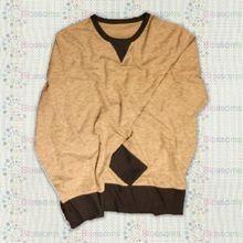 Mens Fleece Cotton Sweatshirt