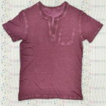 Men Henley T Shirt