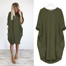 Tops Sleeve Women Long Blouses