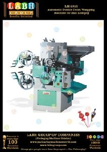 Automatic Sphere Lollipop Packing Machine