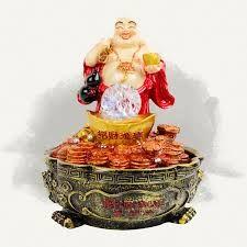 Laughung Budha Stone Statue