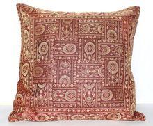 Silk Sofa Cushion Cover